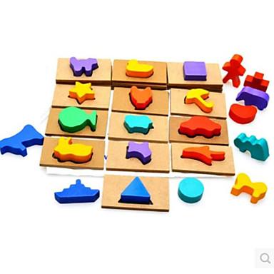 Brinquedos Brinquedos Quadrada Plástico Peças Unisexo Dom