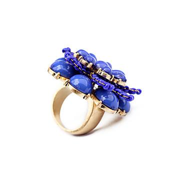 Damen Ring Klassisch bezaubernd Simple Style Aleación Schmuck Für Hochzeit Party Geburtstag