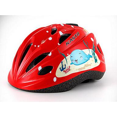 Kinder Fahhrad Helm N/A Öffnungen Radsport Einheitsgröße