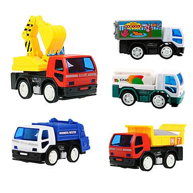 Carros de Brinquedo Brinquedos Veiculo de Construção Brinquedos Carrinhos de Fricção Plásticos Peças Crianças Para Meninos Dom
