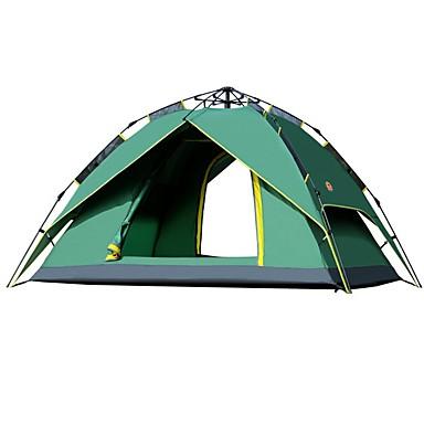CAMEL 3-4 Personen Zelt Doppel Camping Zelt Automatisches Zelt für Camping Reisen CM Einzimmer