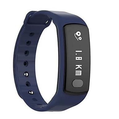 Pulseira inteligente HB07 for iOS / Android Tela de toque / Monitor de Batimento Cardíaco / Calorias Queimadas Monitor de Atividade / Monitor de Sono / Pedômetros / Suspensão Longa / Sensor Luminoso
