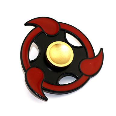 Fidget Spinner Inspirovaný Naruto Hatake Kakashi Anime Cosplay Doplňky Slitina
