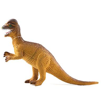 Dragões & Dinossauros Brinquedos Figuras de dinossauro Dinossauro jurássico Dilophosaurus Triceratops Tiranossauro Rex Plástico Crianças