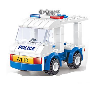 JIE STAR Robô Blocos de Construir pçs Quadrada Máquina Robô Transformável Para Meninos Unisexo Brinquedos Dom