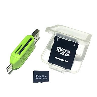 Ants 16GB TF cartão Micro SD cartão de memória class10 AntW2-16