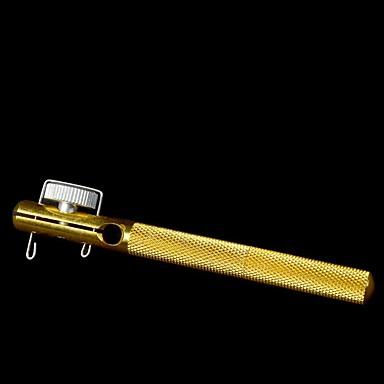 1 Stück Fischen-Werkzeuge Gold g/Unze mm Zoll,Edelstahl/Eisen Seefischerei Fliegenfischen Eisfischen Spinn Spring Fischen Angeln Allgemein
