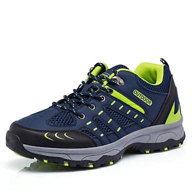 Miehet kengät Tyll 봄/Syksy Comfort Valopohjat Oxford-kengät Käyttötarkoitus Kausaliteetti Tumman sininen Vaalean keltainen Armeijan vihreä