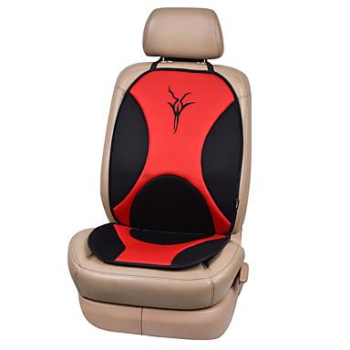 Almofadas para Assento Automotivo Almofadas de assento Vermelho Tecido TNT Comum
