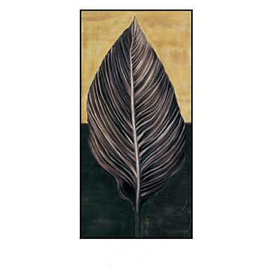 Blumenmuster/Botanisch Gerahmte 3D Kunst Wandkunst,Polystyren Stoff Mit Feld For Haus Dekoration Rand Kunst Wohnzimmer Schlafzimmer