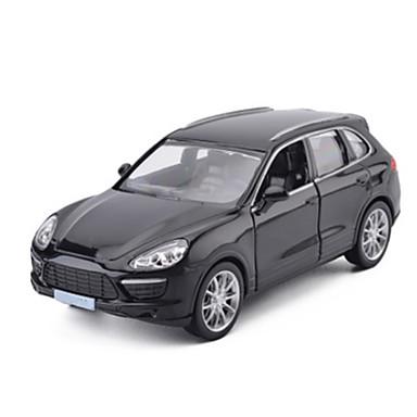 Model auta Auta na zadní natahování Fighter Hračky Hudba a světlo Kov Pieces Unisex Dárek