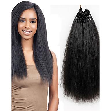 Geflochtenes Haar Glatt Pre-Schleife Crochet Borten / Echthaar Haarverlängerungen 100% kanekalon haare Haar Borten Alltag
