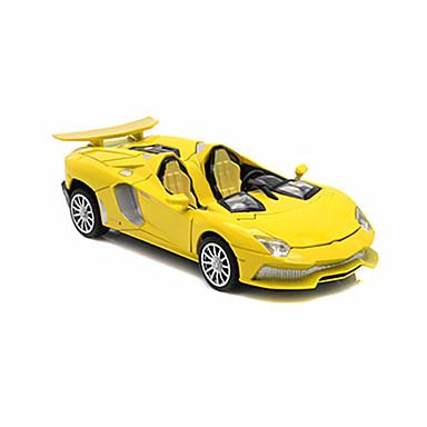 Carros de Brinquedo Brinquedos Carro de Corrida Brinquedos Carro Liga de Metal Peças Unisexo Dom