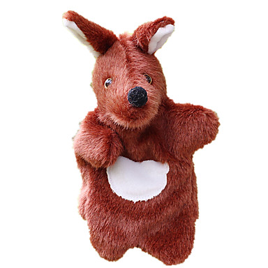 Puppets / Hand Puppet Kangaroo Cute / Lovely Plush Fabric / Plush Kid's Gift