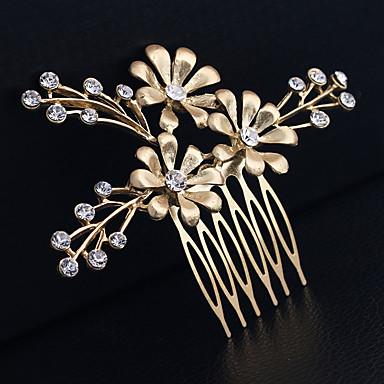 Haar Kämme Kopfbedeckung Hochzeitsgesellschaft elegant klassisch femininen Stil