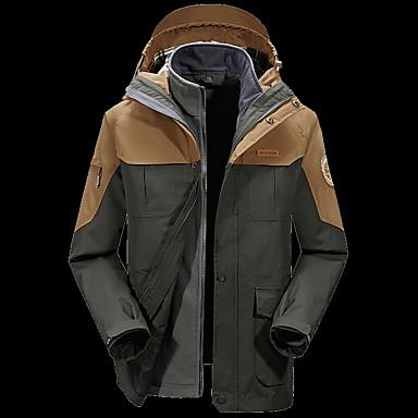 3-in-1 Jacken warm halten Hosen/Regenhose Unten für L XL XXL XXXL XXXXL