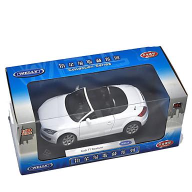 Carros de Brinquedo Brinquedos Modelo de Automóvel Motocicletas Brinquedos Simulação Música e luz Rectângular Liga de Metal Ferro Peças