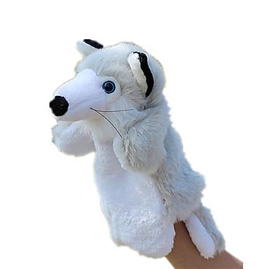 Fingerpuppe Marionetten Handpuppe Spielzeuge Rabbit Tiere Niedlich Tiere lieblich Plüsch Baby Stücke
