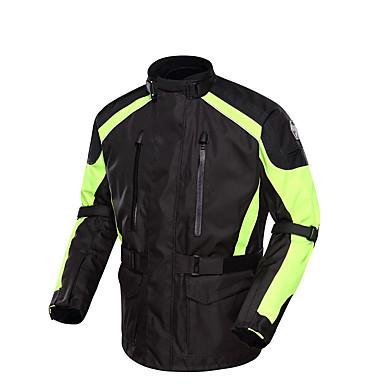 Pánské Jezdit na kole Vrchní část oděvu Voděodolný Prodyšné Zahřívací Větruvzdorné Ochranný Bavlna Terylen Oxford Sportovní Motocykl