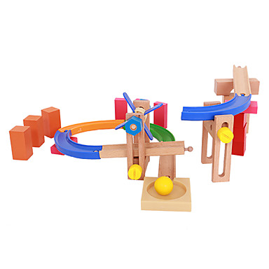 Marble Track Set Marble Run Educational Toy Building Toy Toy 3D Plastics Kid's Gift 1pcs