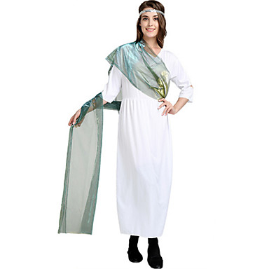 Goddess Cosplay Cosplay Costumes Party Costume Female Halloween Carnival Festival/Holiday Halloween Costumes Vintage