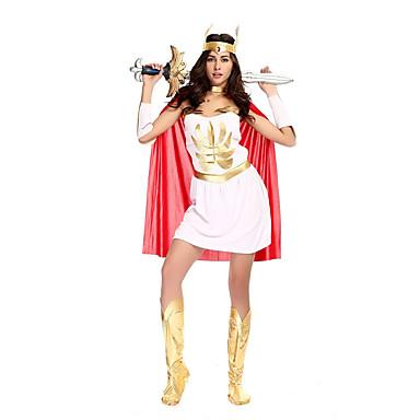 Soldat/Kriger Romerske Kostymer Cosplay Cosplay Kostumer Party-kostyme Kvinnelig Unisex Festival/høytid Halloween-kostymer Halloween