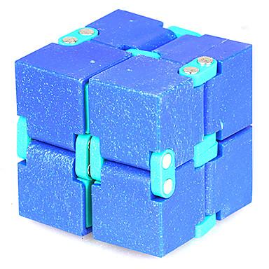 Uendelig kuber Fidget Leker Magiske kuber Kortspill Pedagogiske flash-kort Fingerdukke Stress relievers Pedagogisk leke Leketøy Kvadrat
