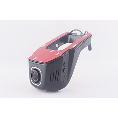 Generalplus (Taiwan) HD 1280 x 720 1080p Bil DVR Ingen Screen (output av APP) Skjerm 1024 Dash Cam