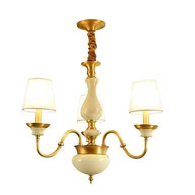 Lustres Luz Superior - Estilo Mini Designers, Regional, 110-120V 220-240V Lâmpada Não Incluída