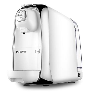 Kaffemaskin Helautomatisk Capsule Type Sundhetspleie Reservasjonsfunksjon Oppreist design 220V