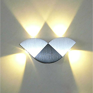 LED Novelty Wall Sconces For Metal Wall Light 85-265V