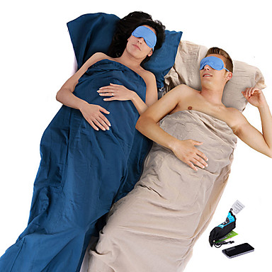 Naturehike Sleeping Bag Liner Suorakulmainen 20°C Kannettava Erikoiskevyt(UL) Lepääminen matkalla 210*75X75 Retkeily ja vaellus Ulkoilu