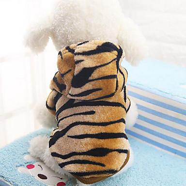 Gato Cachorro Fantasias Roupas para Cães Animal Flanela Plumagem Ocasiões Especiais Para animais de estimação Homens Mulheres Fantasias