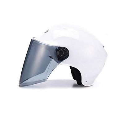 Puolikypärä Tiukka istuvuus Compact Hengittävä Half Shell Paras laatu Urheilu moottoripyörä Kypärät