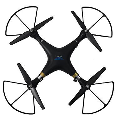 RC Drone SJ  R/C T70CW-F 4 Channel 2.4G With HD Camera 1.0MP RC Quadcopter FPV One Key To Auto-Return Hover With Camera RC Quadcopter