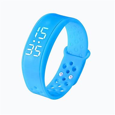 Smart armbånd HHYW6 for iOS / Android / Windows-telefon Vannavvisende / Kalorier brent / Pedometere Søvnmonitor / Vekkerklokke / Kronograf