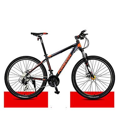 Mountain Bike Cycling 30 Speed 27 Inch MICROSHIFT 24 Double Disc Brake Suspension Fork Aluminium Alloy Frame Ordinary/Standard Anti-slip
