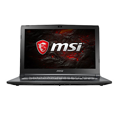 MSI Notebook caderno GL62M 7REX-1252CN 15.6 polegada LED Intel i7 i7-7700HQ 8GB DDR4 1TB GTX1050Ti 4 GB Windows 10