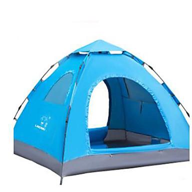 3-4 henkilöä Teltta Yksittäinen teltta Automaattinen teltta Pidä lämpimänä varten Retkeily ja vaellus Häränsarvi CM