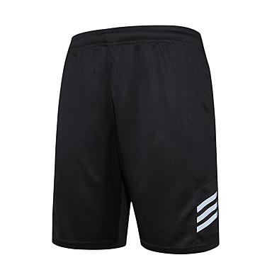 Men's Women's Running Shorts Shorts Bottoms Moisture Wicking Quick Dry Reflective Strips for Running/Jogging Exercise & Fitness Basketball
