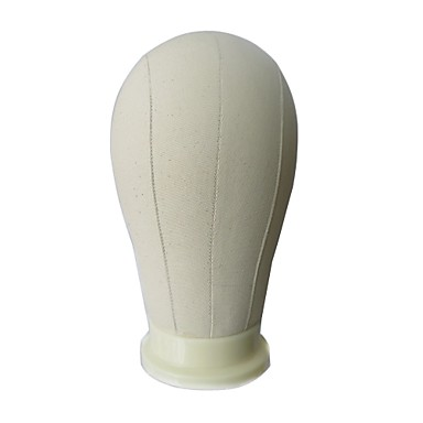 Wig Mannequin Heads Hair Care Poly Wigs Hair Tools Canvas Block Head 21inch 22inch 23inch 24inch 25inch