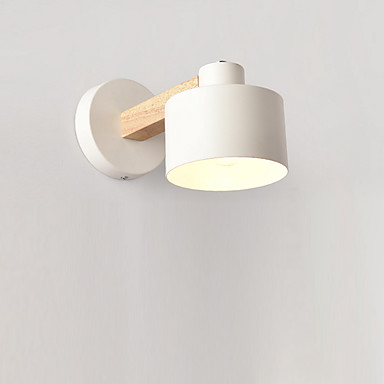 Modern/Contemporary Wall Lamps & Sconces For Wood/Bamboo Wall Light 110-120V 220-240V 60W