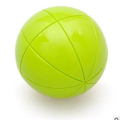 Rubiks kube magic Ball Glatt Hastighetskube Magiske kuber 3D-puslespill Pedagogisk leke Kubisk Puslespill Glans Rund Gave