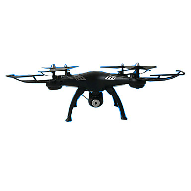 RC Drone SJ  R/C T20CW 4 Channel 2.4G With HD Camera 0.5MP RC Quadcopter FPV One Key To Auto-Return With Camera RC Quadcopter Remote