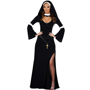 Cosplay Cosplay Costumes Party Costume Female Halloween Carnival Festival/Holiday Halloween Costumes Vintage