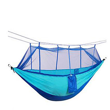 1 person Camping Hammock with Mosquito Net Anti-Mosquito for Camping / Hiking Outdoor