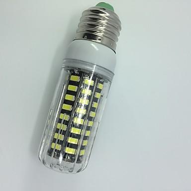 10W 1000 lm E27 LED-maissilamput T 72 ledit SMD 5733 Himmennettävissä Koristeltu Lämmin valkoinen Valkoinen AC 220-240V