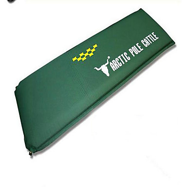 Sleeping Pad Self-Inflating Camping Pad Outdoor Keep Warm Inflated Thick Comfortable Others Camping / Hiking Fall