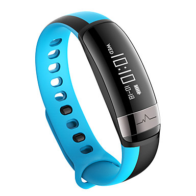 Smart Bracelet JZL for iOS / Android Touch Screen / Heart Rate Monitor / Water Resistant / Water Proof Pedometer / Sleep Tracker / Alarm Clock / Community Share / Calories Burned / Pedometers