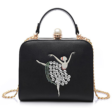 Women Bags All Seasons Other Leather Type Shoulder Bag for Casual Black Blushing Pink Gray